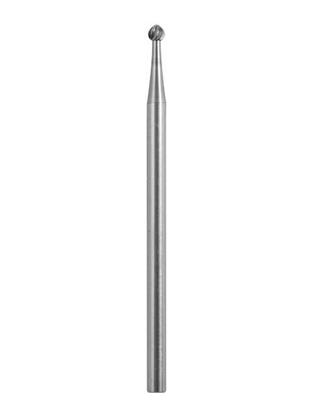 Fräseinsatz für Mikrobohrer - 2,9 mm Spitzendurchmesser / Kohlenstoffstahl