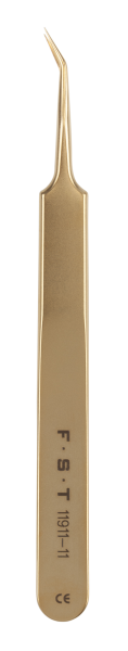 FST Gold Plated Forceps