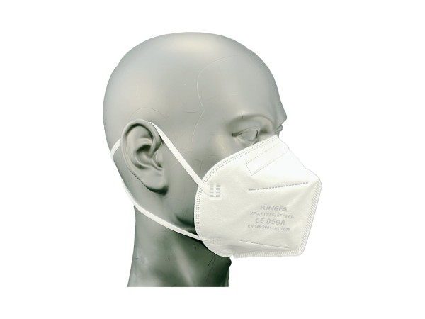 KINGFA FFP2 Maske Partikelfiltermaske