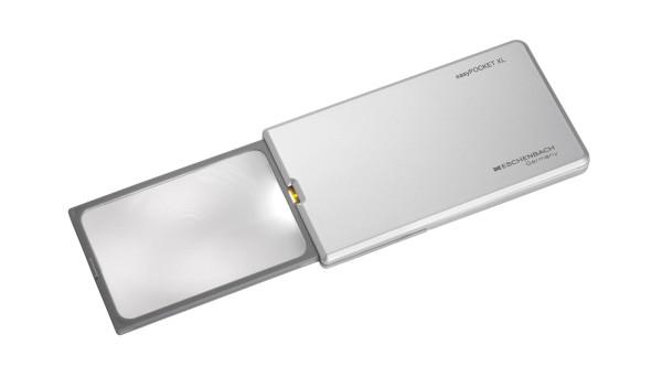 easyPOCKET XL, silber