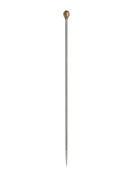 Nadeln - Edelstahl / Größe 5 mit Nylonkopf